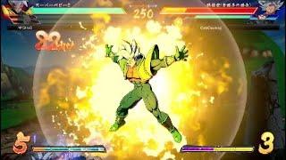 ドラゴンボール ファイターズ 元プロ 最強スーパーベビー2 104Hit10割コンボ Dragon Ball
