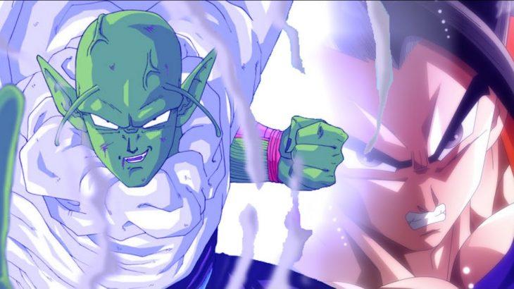 ドラゴンボール超 アナザー【第32話:悲しい師弟対決孫悟飯対ピッコロ!中編】「1・5倍速Verもあるよ♪」