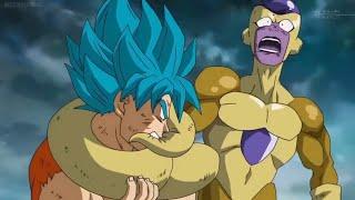 ドラゴンボール超(スーパー) #7//全開バトル! 復讐のゴールデンフリーザ/Battle to the Limits! The Vengeful Golden Freeza