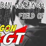 DANDAN心魅かれてく / FIELD OF VIEW( 原曲キー )『アニメ:ドラゴンボールGT OP』【フル歌詞付き】Sola