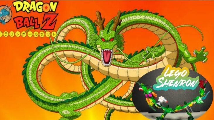 LEGO DRAGON BALL SHENRON  ドラゴンボール SY1236 Unofficial LEGO lego videos