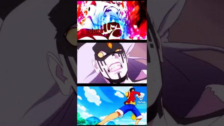 神アニメ   ドラゴンボール×NARUTO×ワンピース