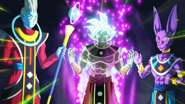 ドラゴンボール超2:「大司祭vs悟空超本能」-ファイナルバトル!