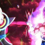 ドラゴンボール超2:「ベジータ破壊神vsウィス超本能」-ファイナルバトル!