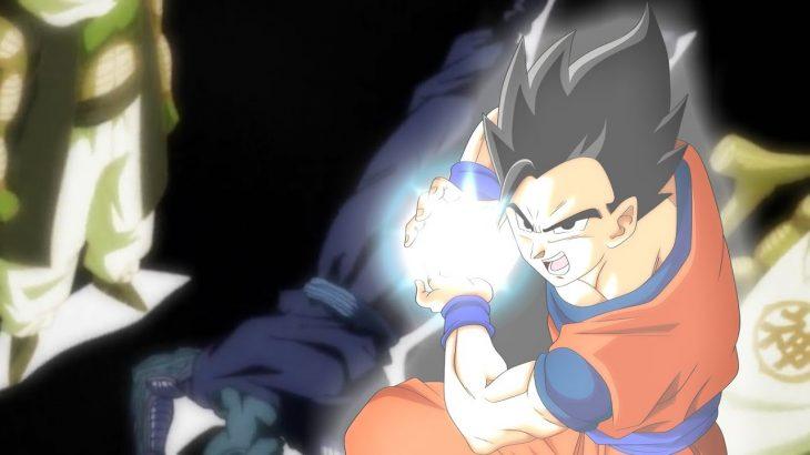 ドラゴンボール超 アナザー【第33話:悲しい師弟対決孫悟飯対ピッコロ!後編】