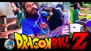🐲DRAGON BALL Z 🔥 BAGPIPES TRIBUTE 🐱🎵 ドラゴンボール