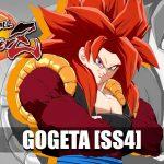 Dragon Ball FighterZ | Gogeta [SS4] Gameplay「ドラゴンボール ファイターズ」 ゴジータ(超サイヤ人4)