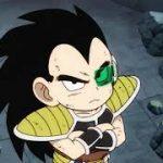 ドラゴンボール超 ブロリー どうでもいいラディッツ 七龍珠 超 布羅利 Dragon Ball Super