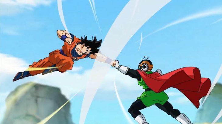 Goku và Krillin -ドラゴンボール超(スーパー )