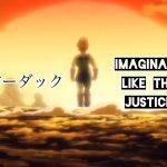 【ドラゴンボール】 バーダック × IMAGINARY LIKE THE JUSTICE