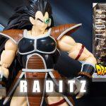 REVIEW : S.H.Figuarts Raditz ラディッツ DragonBall Z ドラゴンボール | SHF