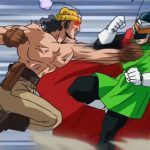 Watagash vs Great Saiyaman -ドラゴンボール超(スーパー )