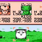 【ファミコン】ドラゴンボールZⅢ 烈戦人造人間