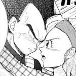 マンガ動画: ドラゴンボール – ベジータ×ブルマ 馴れ初め漫画