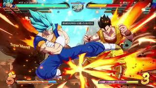 ドラゴンボールファイターズ対戦動画#1149/DRAGON BALL FighterZ Ranked Match