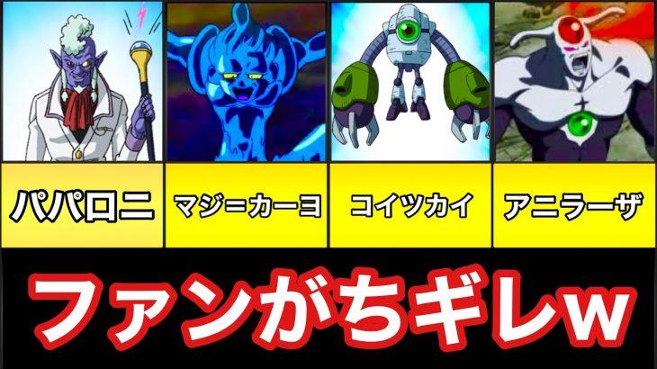 【ドラゴンボール】第3宇宙の戦士たちの名前の由来まとめてみたよ【機械仕掛けのすげえやつ】