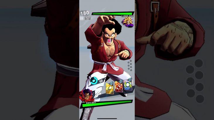 【ドラゴンボールレジェンズ】ミスターサタンが超サイヤ人3をフルボッコ?!?!ww