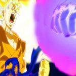 ドラゴンボール超 ! 悟空は第6宇宙に超サイヤ人の優れた力を告げる,ベジータは悟空がフロストによってひどく演じられているのを見ると怒ります,ベジータはマゲッタに追い詰められる