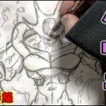 【ドラゴンボール】クウラ(最終形態)描いてみた DRAWING Cooler Final Form【DRAGONBALL】