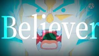 Dragon Ball 「 AMV 」- Believer Z Super Muji ドラゴンボール[MAD-AMV] Z 超 無印