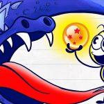 Max は7番目のドラゴンボールを見つけました | Funny Moment | Animated Short Films