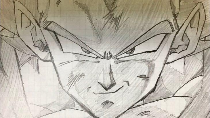 [パラパラ漫画]お前がナンバーワンだ!!!!!(ドラゴンボール)