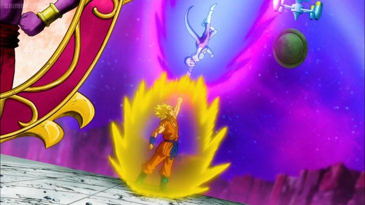ドラゴンボール超 – フリーザの双子の兄弟との戦いで悟空は蒸発し、フロストは死刑を受け取る準備をして追放された