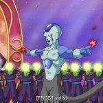ドラゴンボール超 ! ピッコロはアリーナでフロストを殺します1生1死 – Piccolo kills Frost in the arena 1 life 1 death [ Dragon ball ]