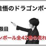 5時限目〜ドラゴンボール全42巻の流れ〜前編