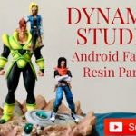 ANDROID FAMILY RESIN FIGURE by Dynamic Studio (Dragon Ball Z) Part 1