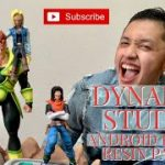 ANDROID FAMILY RESIN STATUE by Dynamic Studio (Dragon Ball Z) Part 2