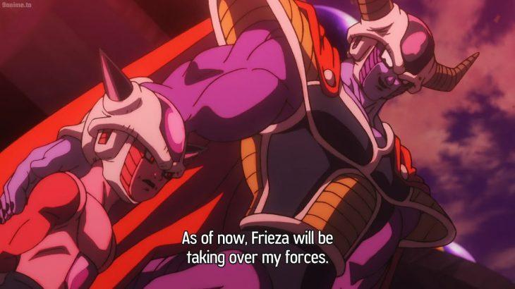ドラゴンボール超 ブロリー! ベジータ王はブ ロ リ ーの家族全員を殺した, フリーザはサイヤ人の惑星を破壊します [ Dragon Ball Super  Broly ]