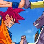 Dragon Ball Super – Goku Vs Beerus || ドラゴンボール超ス