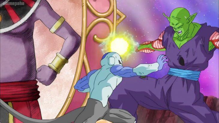 Dragon Ball Super – Piccolo Vs Frosh   ドラゴンボール超ス