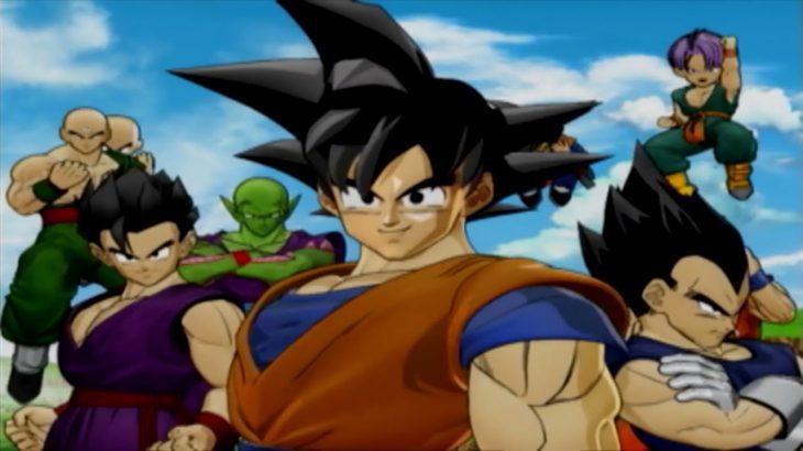 ✅【Dragon Ball】ドラゴンボールZ インフィニットワールドのOP(オープニング)がやばかっこよかった。 観賞用映像100%全話収録 高画質 INFINITE WORLD  PS2