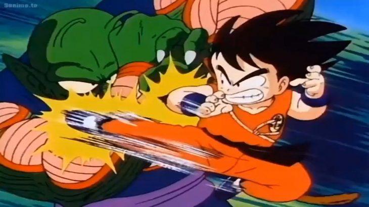 ドラゴンボール – 悟空·怒りのフルパワー!!   Goku: Rage at Full Power!!