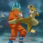 ドラゴンボール超  – 孫悟空と戦う時が来ました   | It's time to fight Son Goku