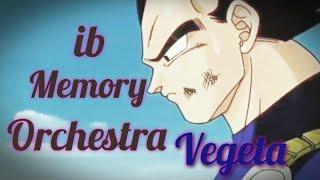[MAD/AMV]ドラゴンボール ib memory(記憶) orchestra(オーケストラ)ver vegeta