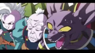 【SE差し替え】ドラゴンボール超 131話(最終回) 悟空・フリーザ・17号VSジレン