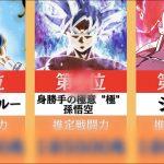 【ドラゴンボール】最強キャラは誰だ! 戦闘力・強さランキングTOP15【ランキング】【ドラゴンボール超】