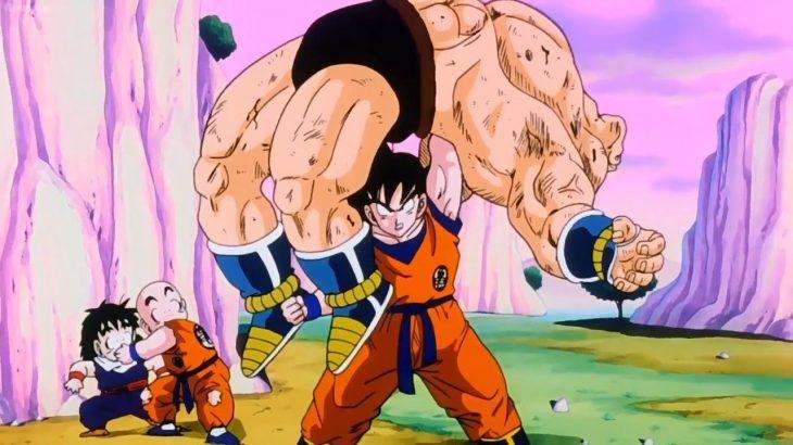 ドラゴンボールZ – A Hot, Unbounded Battle! Goku vs. Vegeta   | 限界を超えた熱い戦い!悟空対ベジータ