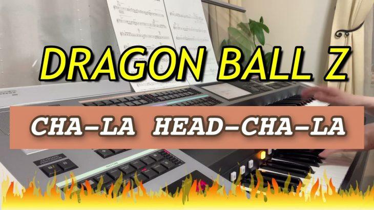 【ドラゴンボールZ主題歌 】CHA-LA HEAD-CHA-LA チャラ・ヘッチャラ HIT express02より