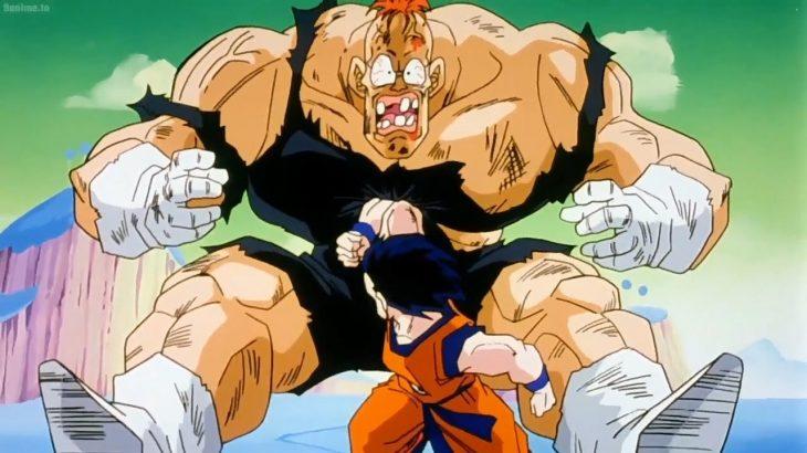 ドラゴンボールZ –  死ぬな悟飯!悟空、ついに決戦場に到着だ ー Don't Die, Gohan! Goku Finally Touches Down on the Battlefield