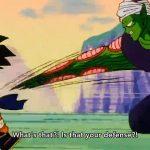 ドラゴンボールZ -Gohan continues to practice his martial arts  | 悟飯は彼の武道を練習し続けます