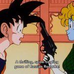 ドラゴンボールZ – 悟空は蛇姫に騙された     Goku found himself fooled by the Snake Princess