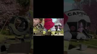 vfx 動画   ドラゴンボールアニメブロリー vs 魔人ブウ – blender Vfx