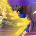 ドラゴンボール超  -プライドサイヤ人ベジータvsユニバース6のサイヤ人!     Pride Saiyan Vegeta vs the Saiyan from Universe 6!