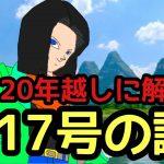 【ドラゴンボール矛盾点】17号と悟空はいつ会った!?
