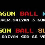 【BGM】ドラゴンボール改・超サイヤ人3&ドラゴンボール超・超サイヤ人ブルーベジット