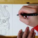 とよたろう先生の「ドラゴンボール超」描いてみる!Drawing goku Dragon ball Super